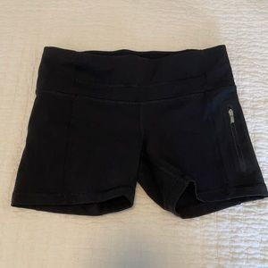 Lululemon Workout Bike Shorts